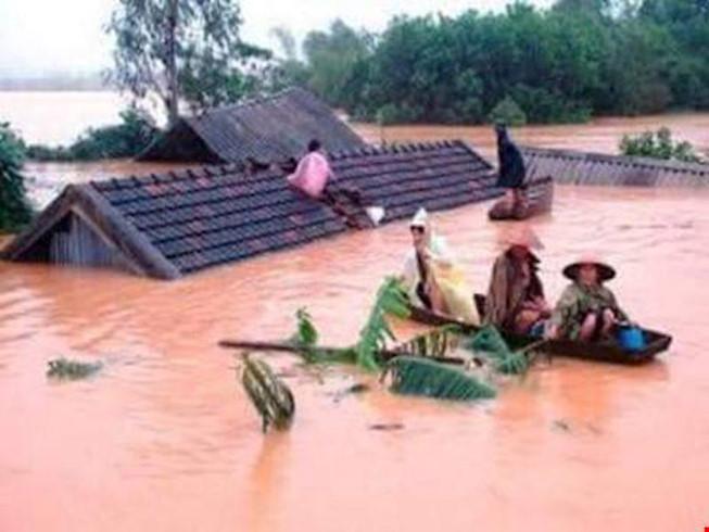 Khắc phục mưa lũ, Quảng Bình đề nghị TƯ hỗ trợ 1.220 tỉ đồng 1
