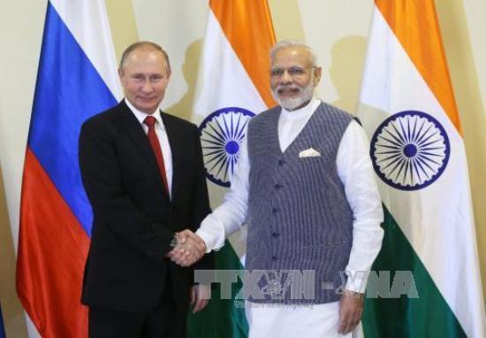 Khai mạc Hội nghị thượng đỉnh BRICS lần thứ 8 1