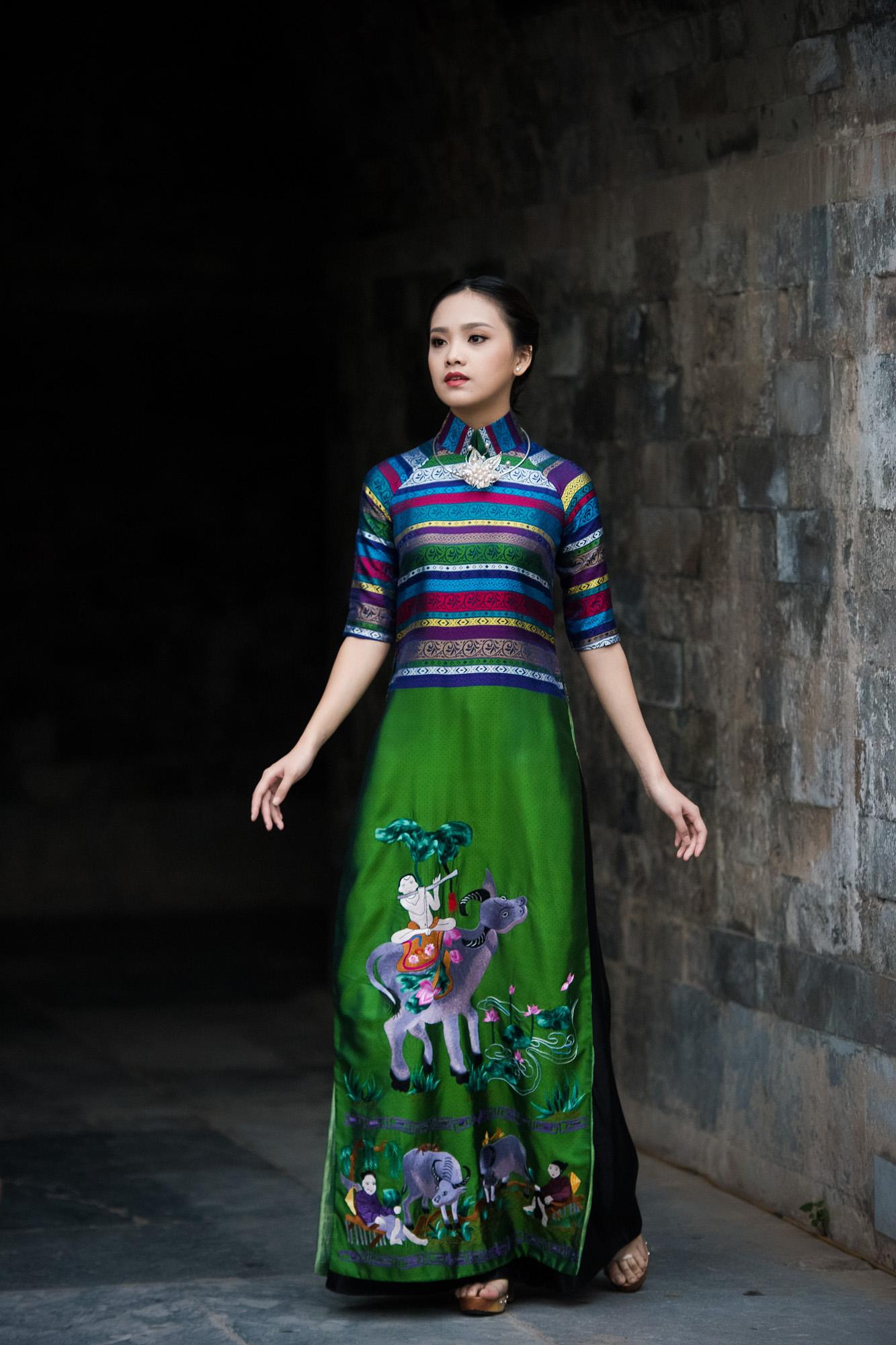 NTK Lan Hương: Người thổi hồn cho lụa 3