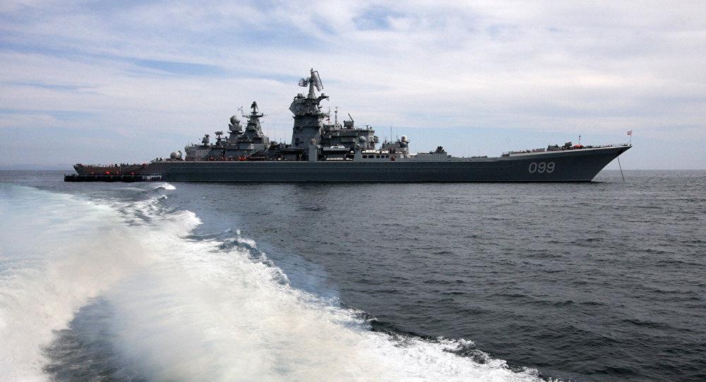 Anh lên kế hoạch chặn đoàn chiến hạm Nga trên đường tới Syria 1