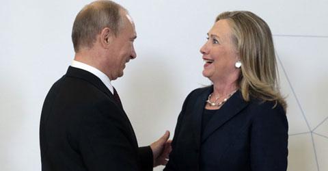 Tại sao Putin sợ Clinton thành tổng thống Mỹ ? 1