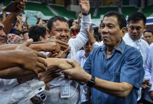 Tổng thống Philippines tiết lộ có ông là người gốc Hoa 1
