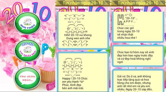 6 ứng dụng nhắn gửi lời yêu thương dành cho ngày Phụ Nữ Việt Nam 1