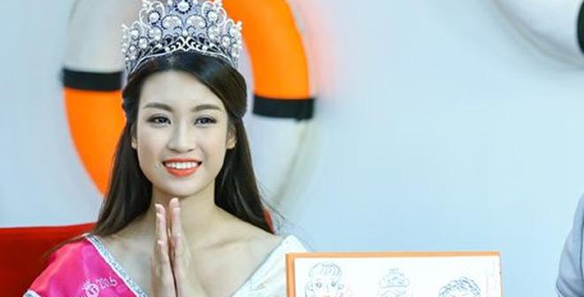 Giải trí - Hoa hậu Mỹ Linh chia sẻ lý do chưa có mặt ủng hộ bà con vùng lũ