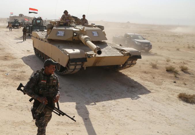 Mỹ cho rằng IS sẽ dùng vũ khí hóa học ở Mosul 1