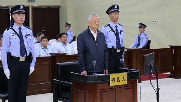 Show truyền hình tự thú tham nhũng gây sốc của Trung Quốc 2