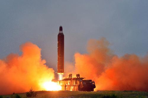 Triều Tiên lại bắn thử tên lửa đạn đạo thất bại 1