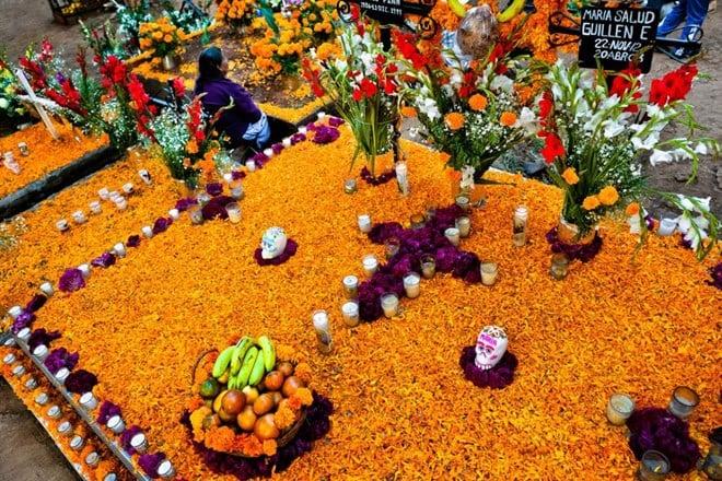 Lạnh người khám phá 'lễ hội người chết' ở Mexico 2
