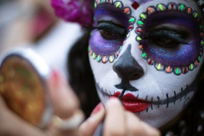Lạnh người khám phá 'lễ hội người chết' ở Mexico 4