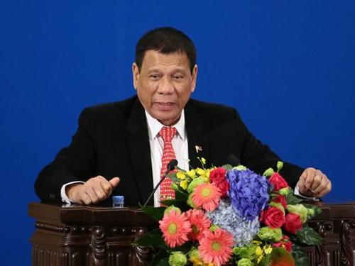 Tổng thống Philippines vội vàng đính chính tuyên bố chia tay Mỹ 1