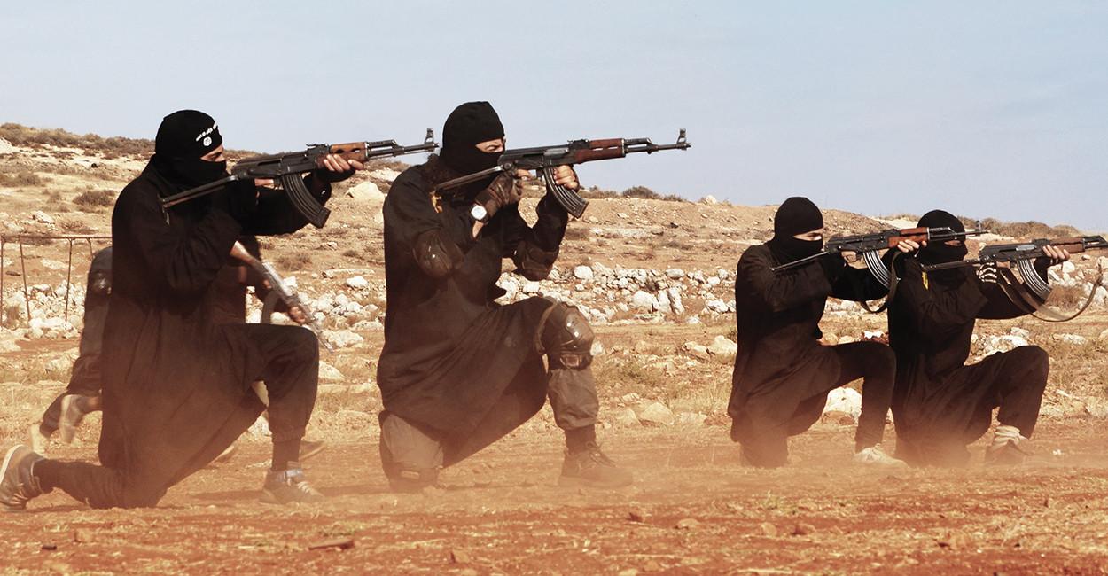 IS điên cuồng xử tử hàng trăm thường dân vì lãnh thổ bị uy hiếp 1