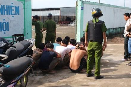 Vụ học viên cai nghiện phá trại bỏ trốn: Đã bắt được 300 học viên 1