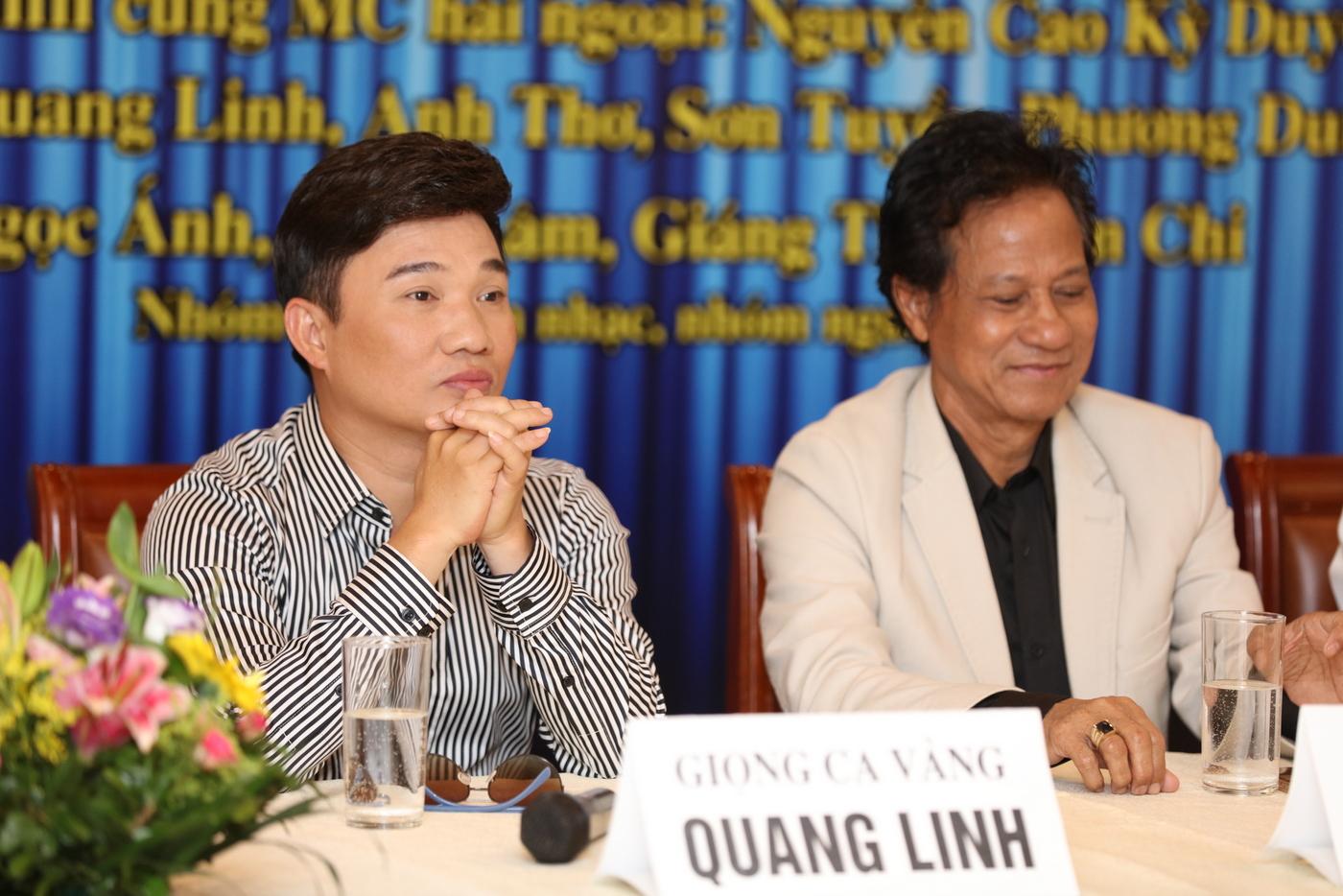 Sự thật cát-xê hát một bài mua được 4 căn nhà mặt phố của Quang Linh 1