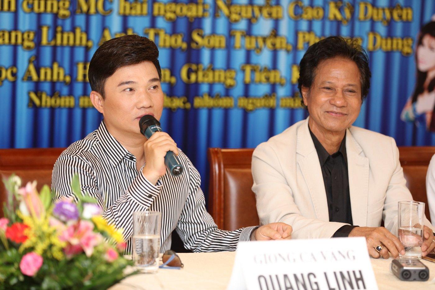 Sự thật cát-xê hát một bài mua được 4 căn nhà mặt phố của Quang Linh 2