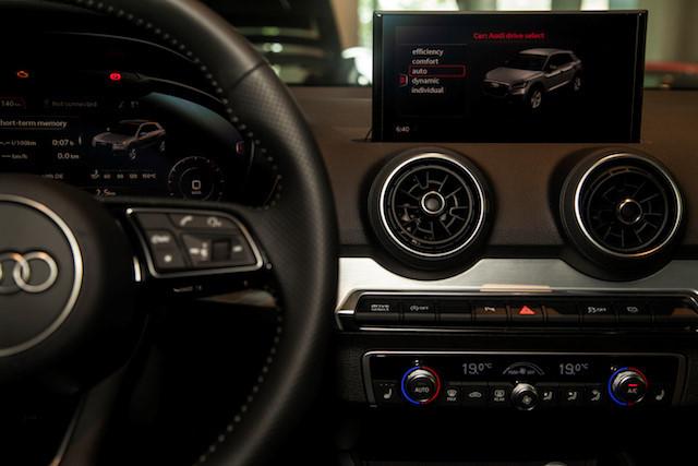 Audi Q2 chính thức ra mắt tại Việt Nam 4
