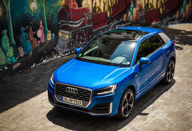 Audi Q2 chính thức ra mắt tại Việt Nam 3