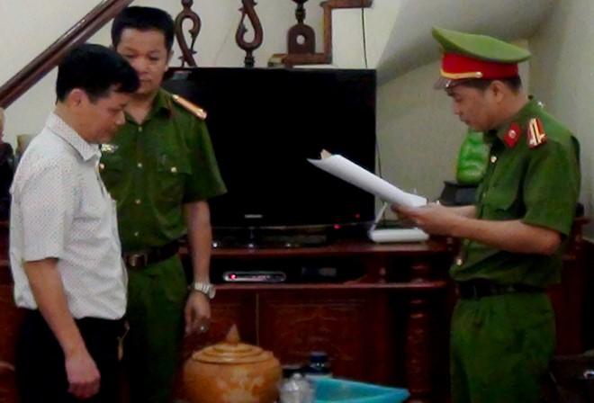 Nguyên Giám đốc Công ty xổ số Hà Giang bị bắt vì gian lận kết quả trúng thưởng 1