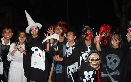 Lễ hội ma Halloween bắt nguồn từ nước nào? 1
