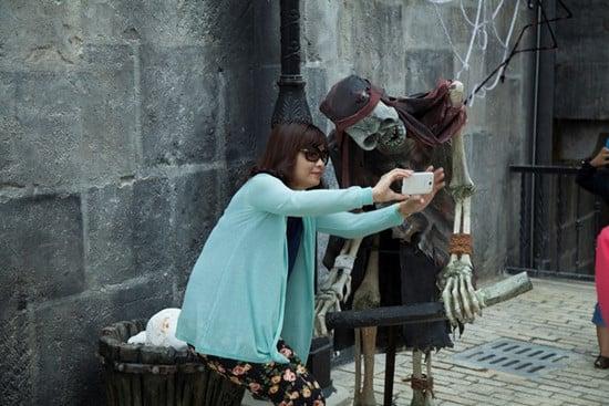 Đời sống - Bà Nà Hill - địa điểm chơi Halloween tại Đà Nẵng chất như trời Âu