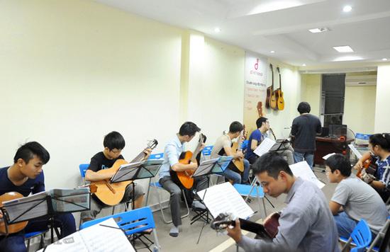 Bỏ túi những địa điểm học guitar ở Hải Phòng 1