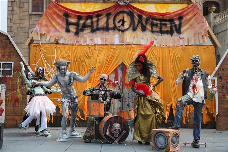 Đời sống - Những địa điểm chơi Halloween tại Hồ Chí Minh miễn phí mà vẫn cực vui