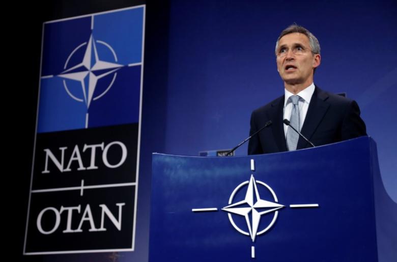 NATO ráo riết