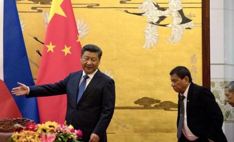 Philippines bác đề xuất bãi cạn Scarborough của Trung Quốc 1