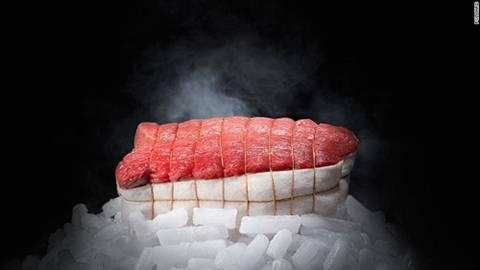 Kỳ công như món thịt bò 72 triệu đồng đắt hơn cả bò Kobe 2