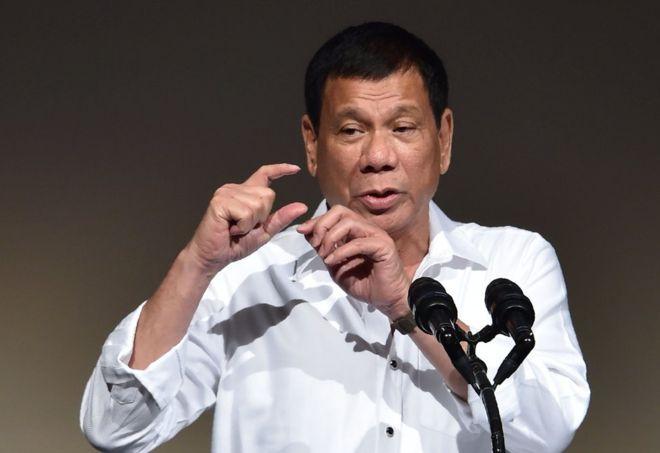 Tổng thống Philippines nói đến Trung Quốc chỉ vì kinh tế 1