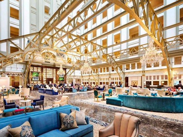 Tận mục sở thị khách sạn mới khai trương của ứng cử viên Tổng thống Donald Trump  4