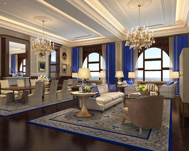 Tận mục sở thị khách sạn mới khai trương của ứng cử viên Tổng thống Donald Trump  7