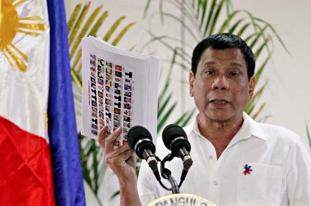 Thị trưởng Philippines thiệt mạng khi đấu súng với cảnh sát chống ma túy 1