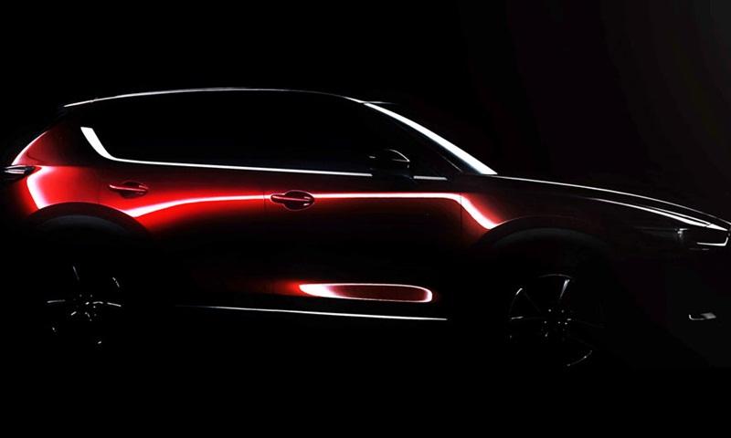 Mazda CX-5 thế hệ mới được hé lộ 1