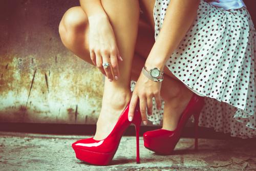 Hình ảnh Mẹo chọn giày cao gót đi êm chân, thoải mái nhất chắc chắn bạn gái sẽ thích số 2