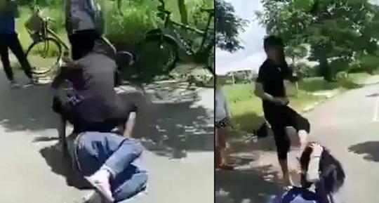 Vụ nữ sinh bị đánh hội đồng, bắt liếm chân: Công an vào cuộc 1