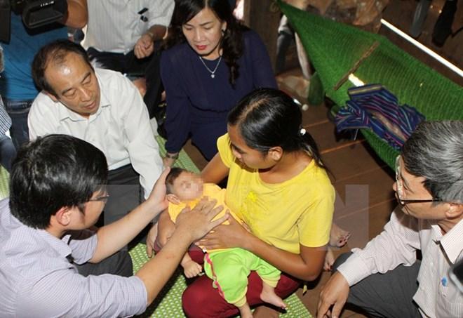 Bộ Y tế thông báo về trẻ đầu nhỏ nghi do Zika đầu tiên tại Việt Nam 1