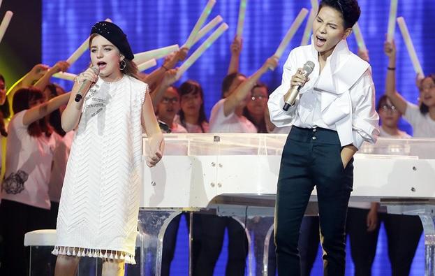 Trịnh Nhật Minh - trò cưng Đông Nhi trở thành quán quân Giọng hát Việt nhí 2016 2