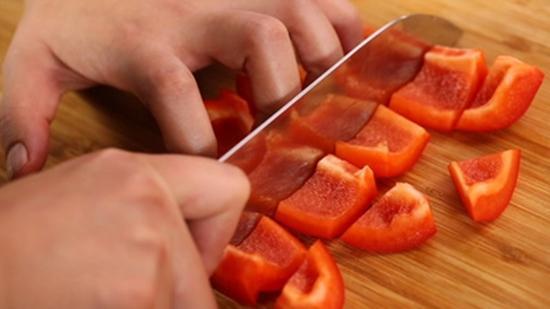 Mách bạn cách mới làm đậu phụ sốt chua ngọt cực ngon miệng 2