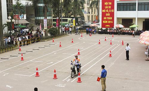 Mách bạn những địa điểm học bằng lái xe máy uy tín ở Hà Nội 1