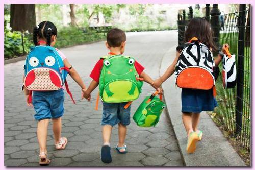 Độ tuổi nào thích hợp cho trẻ đi học mẫu giáo? 1