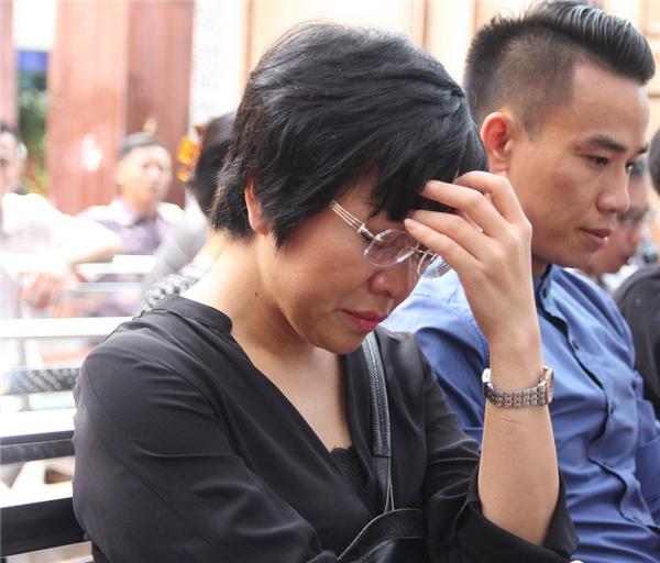 MC Thảo Vân tiếc nuối vì chưa kịp đến thăm NSƯT Phạm Bằng 1