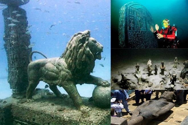 Những cổ vật dưới đáy đại dương mang trong mình bí ẩn không lời giải 2