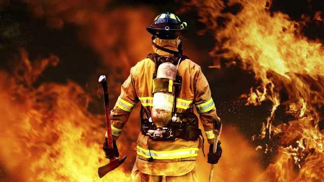 Bí ẩn thế giới về dấu vân tay không phai của một người lính cứu hỏa 3