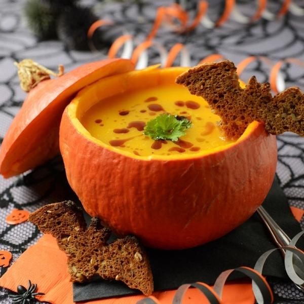 4 món ăn truyền thống đặc biệt - Chỉ có trong lễ hội Halloween 3