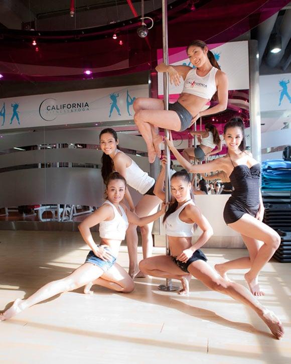 Giảm cân với 4 địa điểm học múa cột tại Hà Nội  2