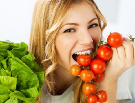 Giảm cân siêu tốc với cà chua trong vòng 7 ngày 1