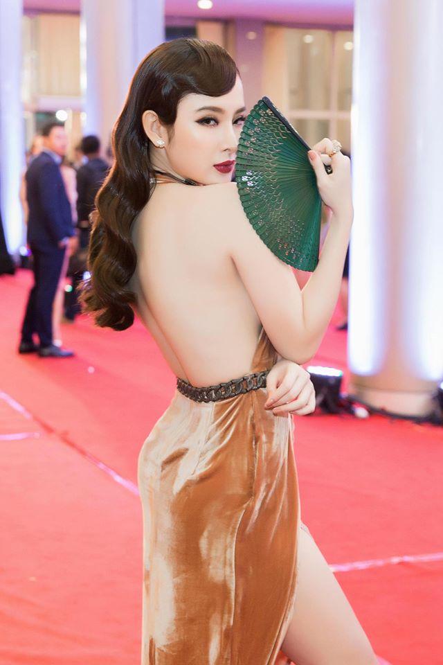 Đại diện Angela Phương Trinh nói gì trước thông tin bị mời ra khỏi thảm đỏ 3