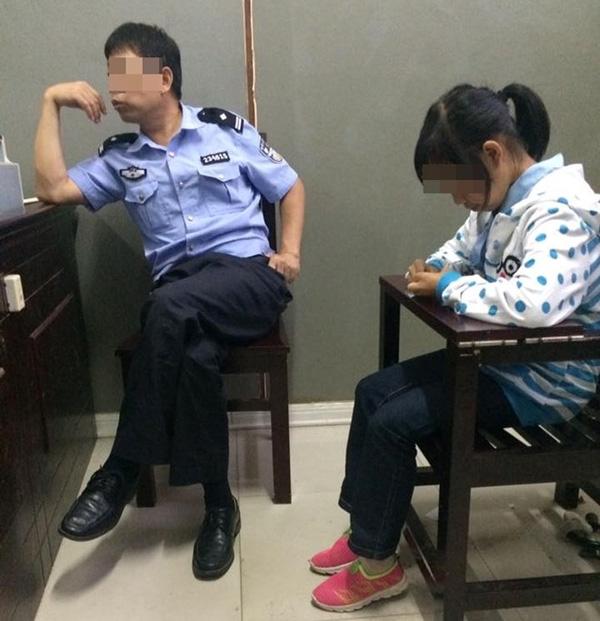 Xuất hiện người nhận là cha của bé gái mang thai 12 tuần ở Trung Quốc 1