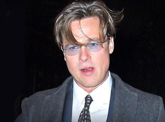 Brad Pitt gục ngã khi bị con trai từ mặt  3