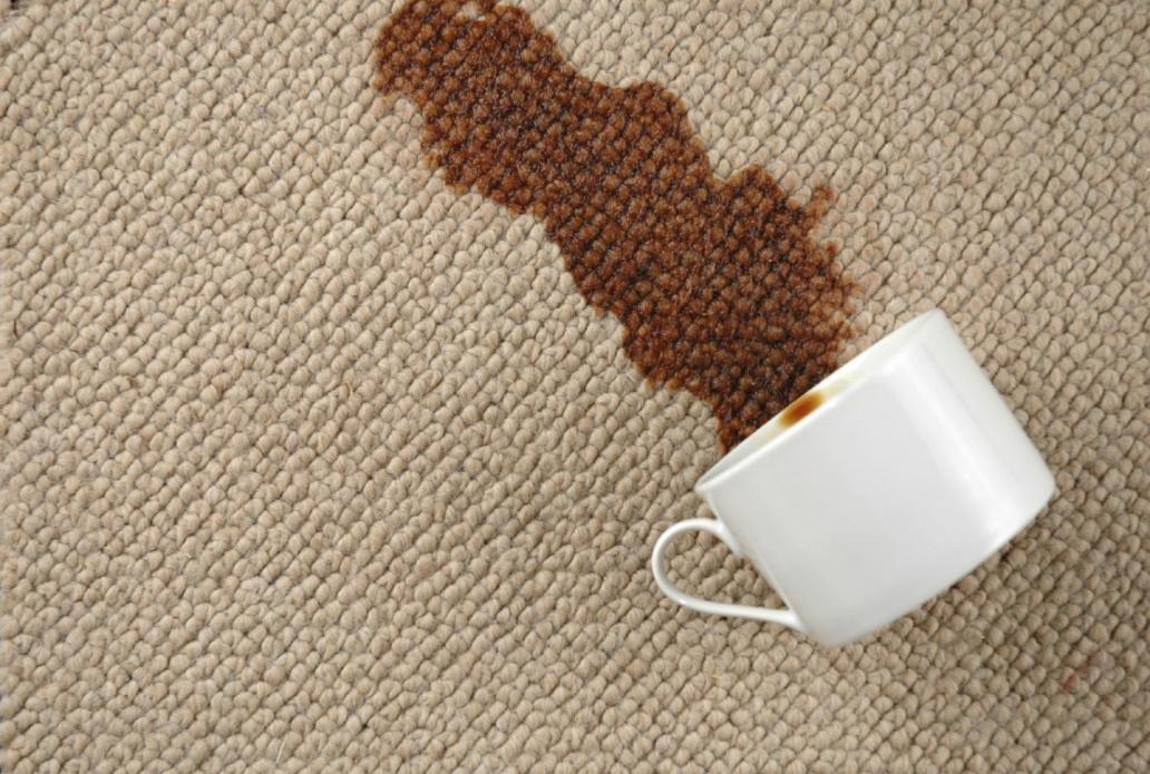 Đánh bại 9 loại vết bẩn siêu cứng đầu với mẹo làm sạch thảm này 1